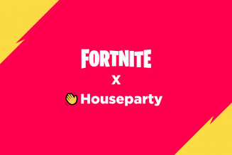 Houseparty lleva las videollamadas a Fortnite
