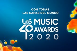 Gala en directo de LOS40 Music Awards 2020