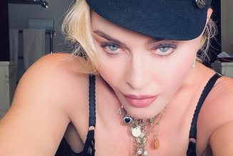 Madonna compartió fotos íntimas en Instagram